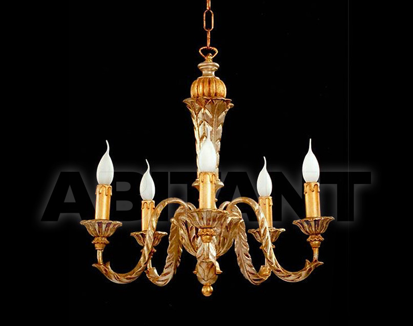 Купить Люстра Due Effe lampadari Lampadari 600/5 L