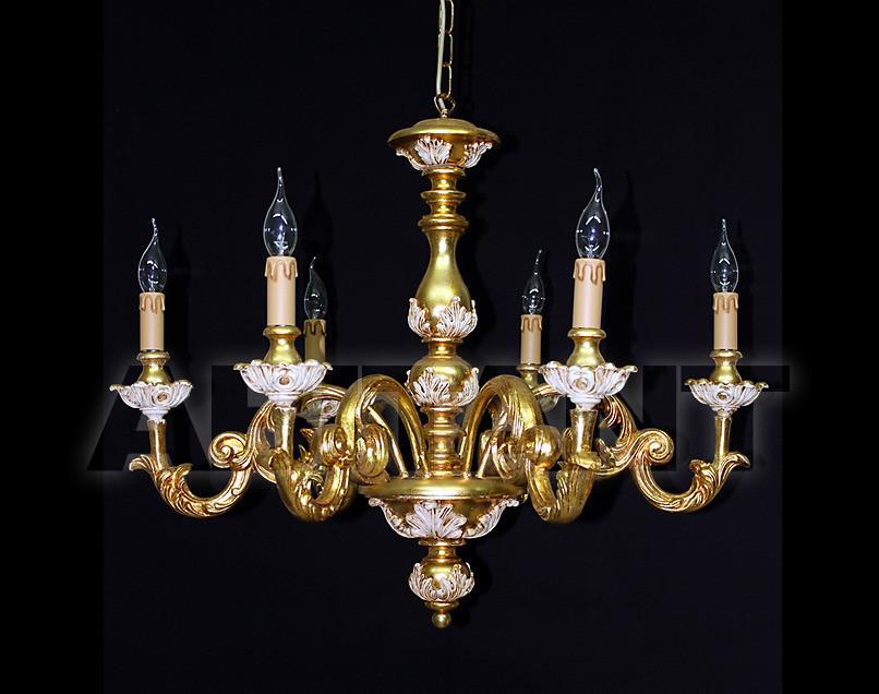 Купить Люстра Due Effe lampadari Lampadari 3000/6L 2
