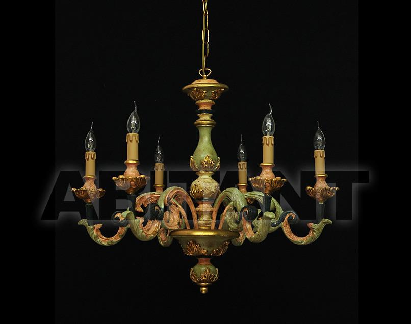 Купить Люстра Due Effe lampadari Lampadari 3000/6L 4