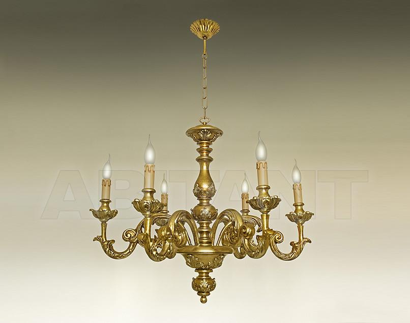 Купить Люстра Due Effe lampadari Lampadari 3000/6L 5
