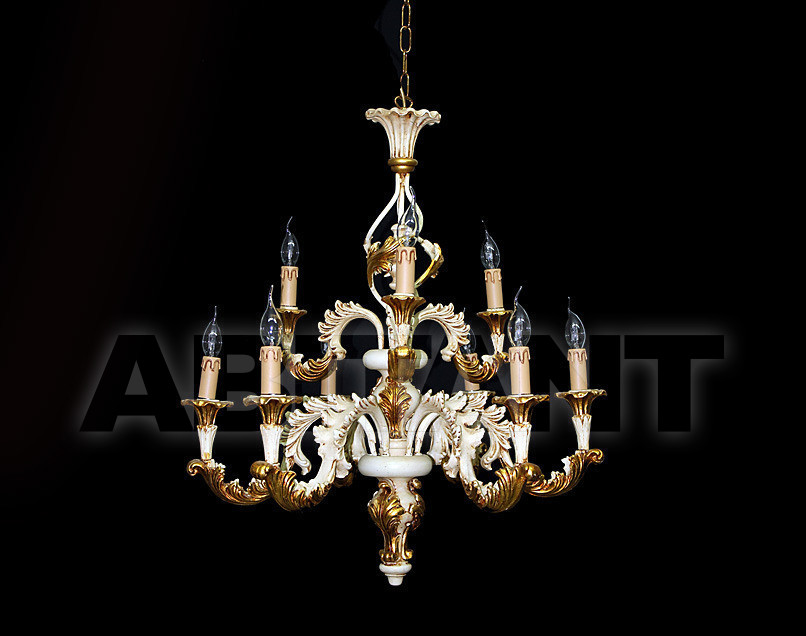 Купить Люстра Due Effe lampadari Lampadari 3002/6+3L con SW