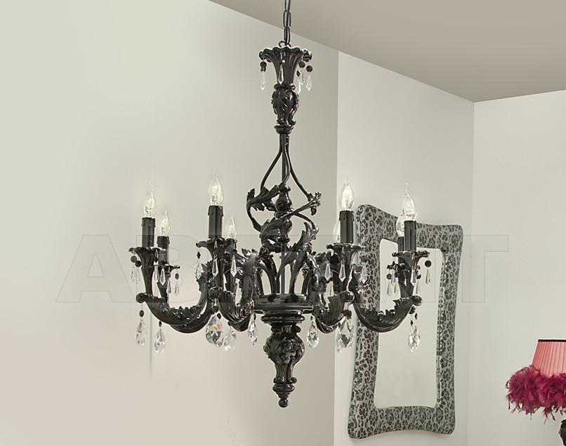 Купить Люстра Due Effe lampadari Lampadari 3002/8L con SW 2