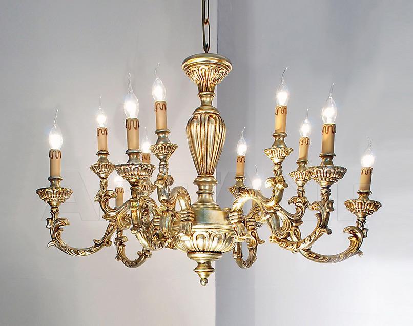Купить Люстра Due Effe lampadari Lampadari Bacelli/6+6L