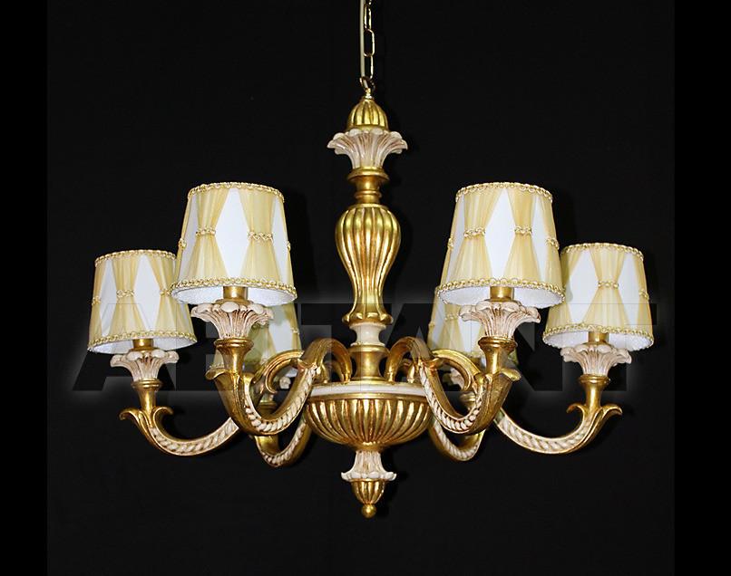 Купить Люстра Due Effe lampadari Lampadari Dantes/6L con paralumi 2