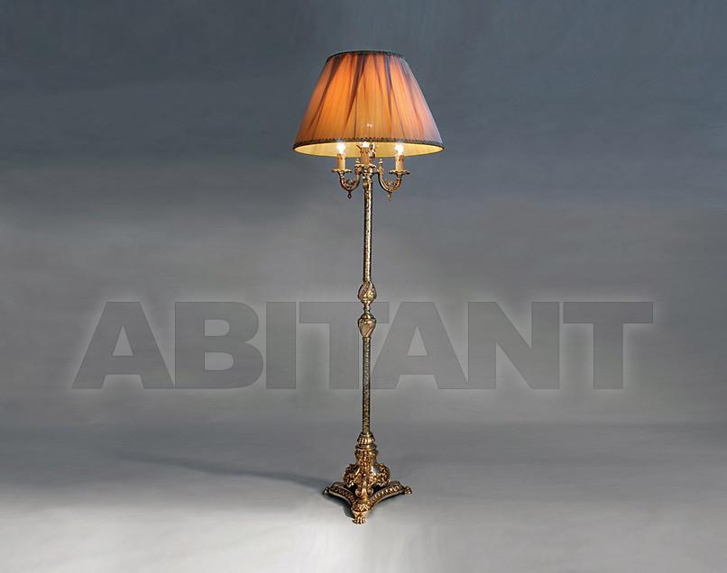 Купить Торшер Due Effe lampadari Piantane Miriam/3+1L 2