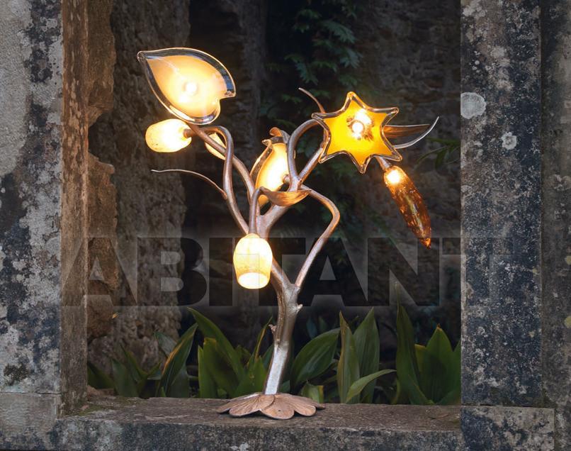Купить Лампа настольная BOUQUET Serip Mysterious 5987A  GOLD