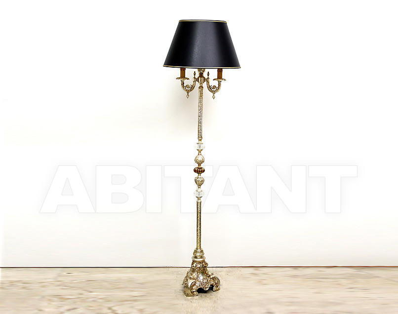 Купить Торшер Due Effe lampadari Piantane Musa/3+1L