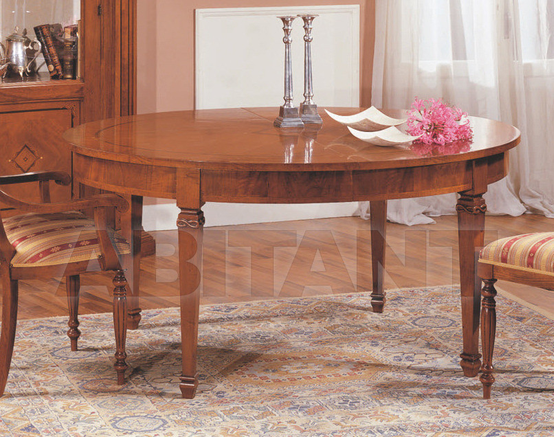 Купить Стол обеденный Stile Elisa Carlo X 2052