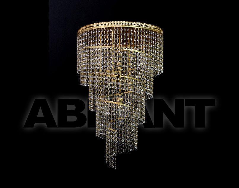Купить Люстра Due Effe lampadari Plafoniere Spirale plaf 50