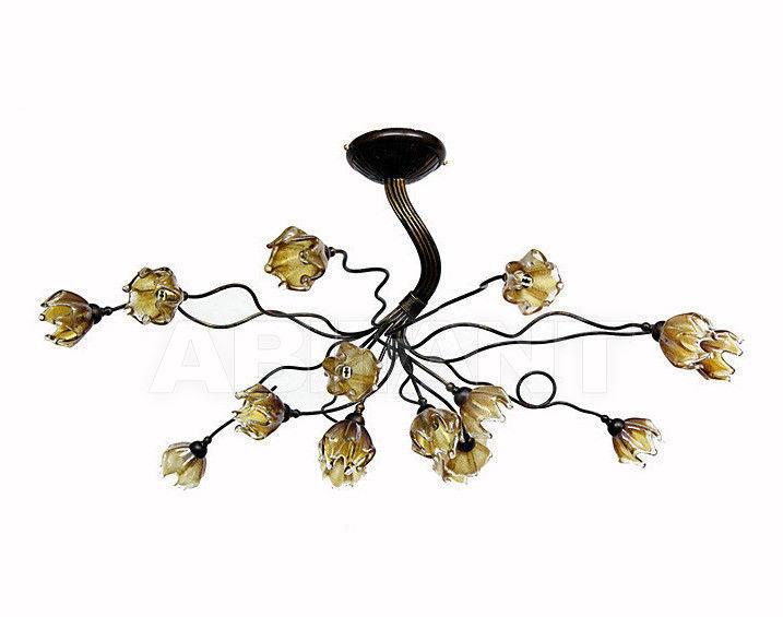 Купить Светильник Due Effe lampadari Plafoniere Filo/10+6