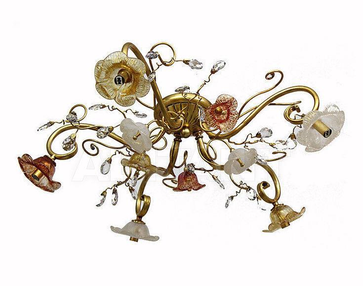 Купить Светильник Due Effe lampadari Plafoniere Lady plafoniera /5L