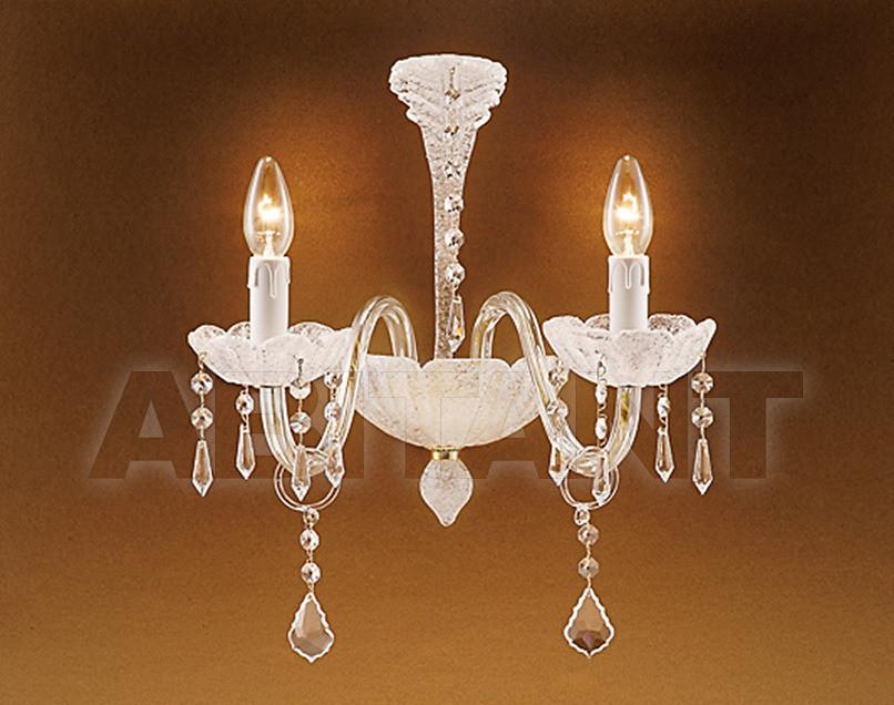 Купить Светильник настенный Due Effe lampadari Applique CLAUDIA A/2