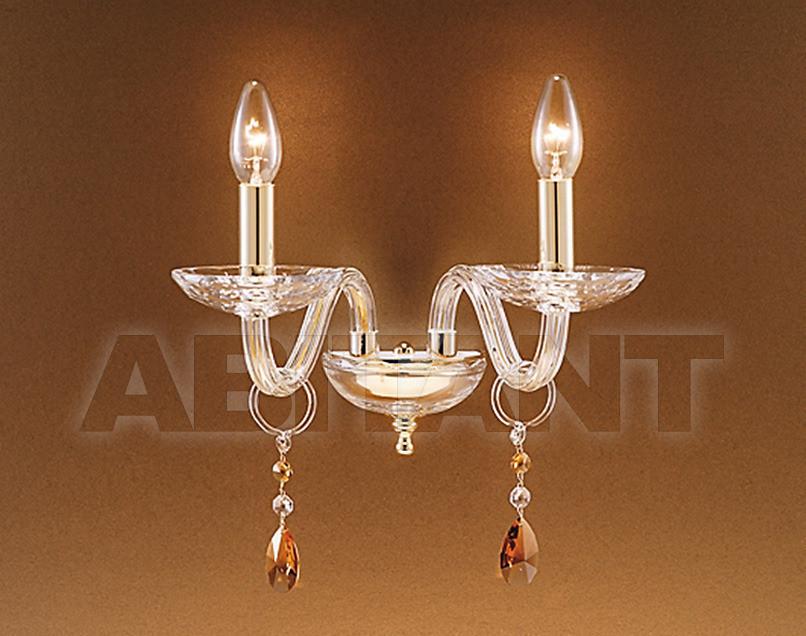 Купить Светильник настенный Due Effe lampadari Applique DIAMANTE A/2