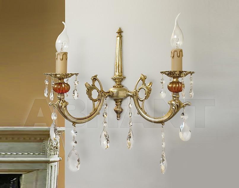 Купить Светильник настенный Due Effe lampadari Applique MUSA A-2/L DEC 03 M.ROSSO