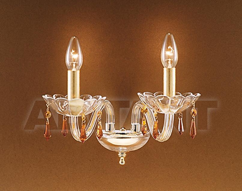 Купить Светильник настенный Due Effe lampadari Applique VICTORIA A/2