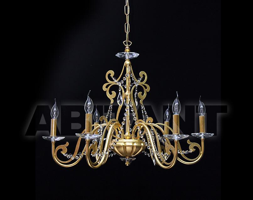 Купить Люстра Due Effe lampadari Lampadari VITTORIA/6L DEC.05