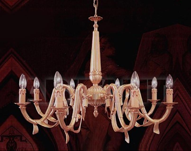 Купить Люстра Due Effe lampadari Lampadari 519 8/L DEC.01