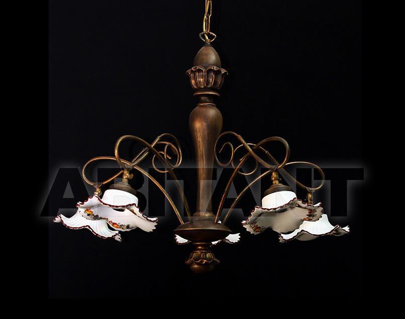 Купить Люстра Due Effe lampadari Lampadari MAGNOLIA/5 DEC.09