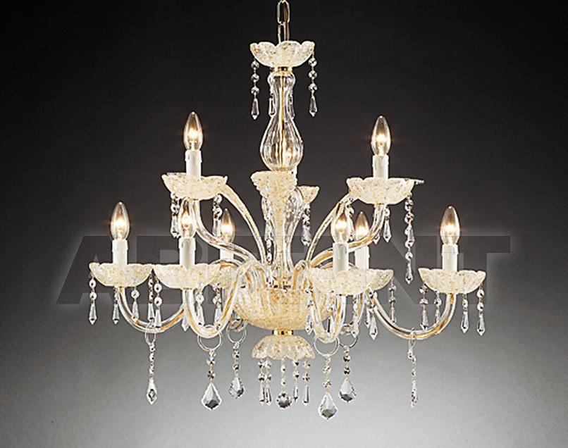 Купить Люстра Due Effe lampadari Lampadari CLAUDIA 6+3/L