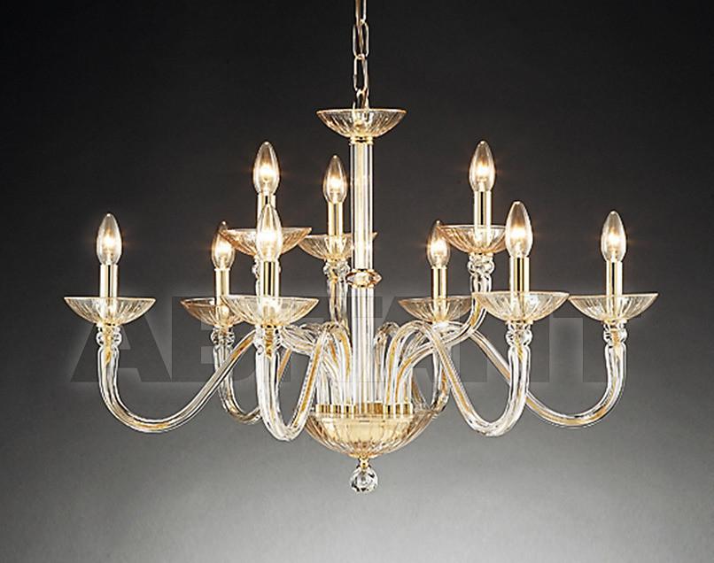 Купить Люстра Due Effe lampadari Lampadari MATISSE 6+3/L AM