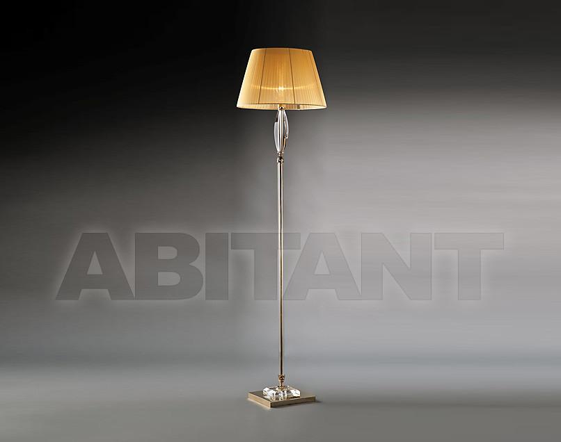 Купить Торшер Due Effe lampadari Piantane ELEONORA/PT ORO