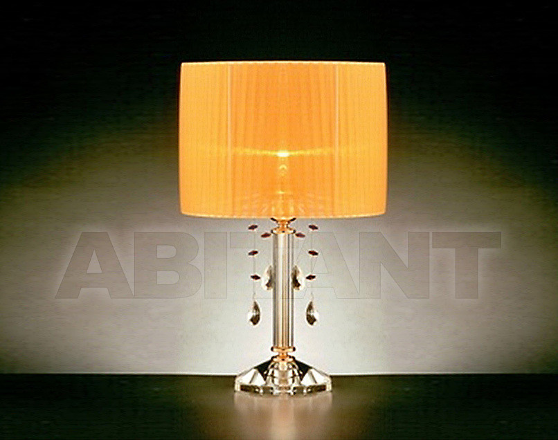 Купить Лампа настольная Due Effe lampadari Lumi LUME LIDIA ORO