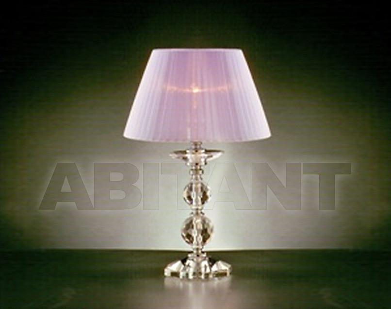 Купить Лампа настольная Due Effe lampadari Lumi LUMETTO ELENA LILLA