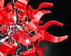 Люстра Metal Lux Diva 2011 214.150.04 Современный / Скандинавский / Модерн