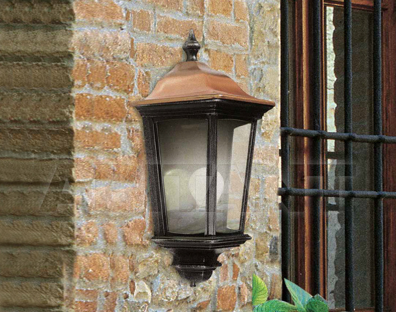 Купить Фасадный светильник RM Moretti  Esterni 779A.3.F