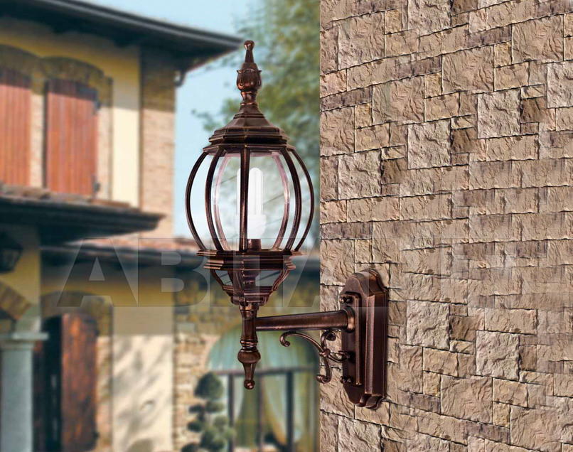 Купить Фасадный светильник RM Moretti  Esterni 250.6
