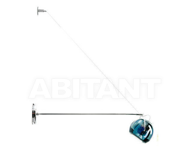 Купить Светильник настенный Beluga Colour Fabbian Catalogo Generale D57 D03 31