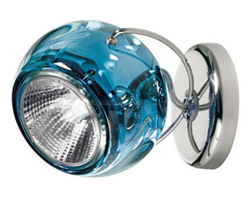 Купить Светильник настенный Beluga Colour Fabbian Catalogo Generale D57 G13 31