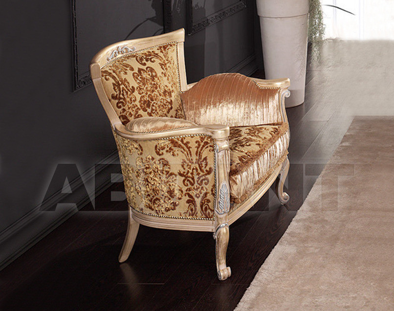 Купить Кресло Morello Gianpaolo Anteprima 1588/W