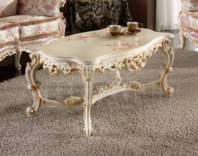 Купить Столик кофейный Morello Gianpaolo Anteprima 1445/W COFFE TABLE