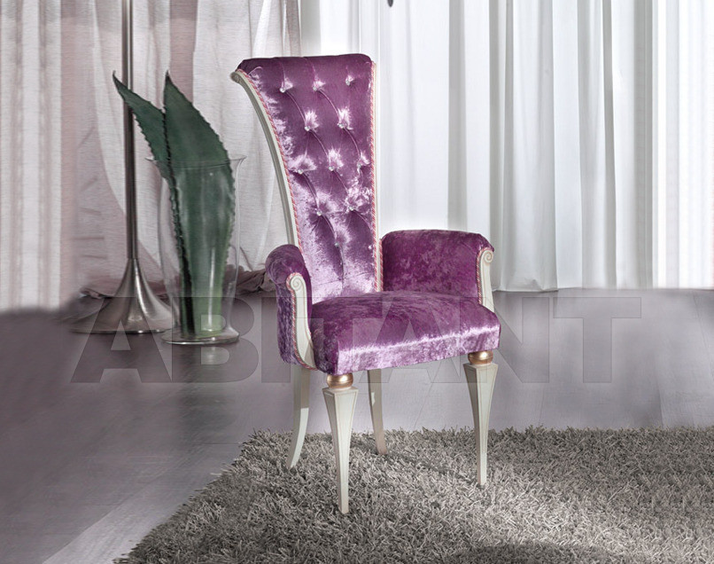 Купить Кресло Morello Gianpaolo Anteprima 1430/W