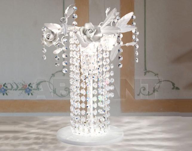Купить Лампа настольная  Masiero Emmepilight Classica BIANCAROSA TL1