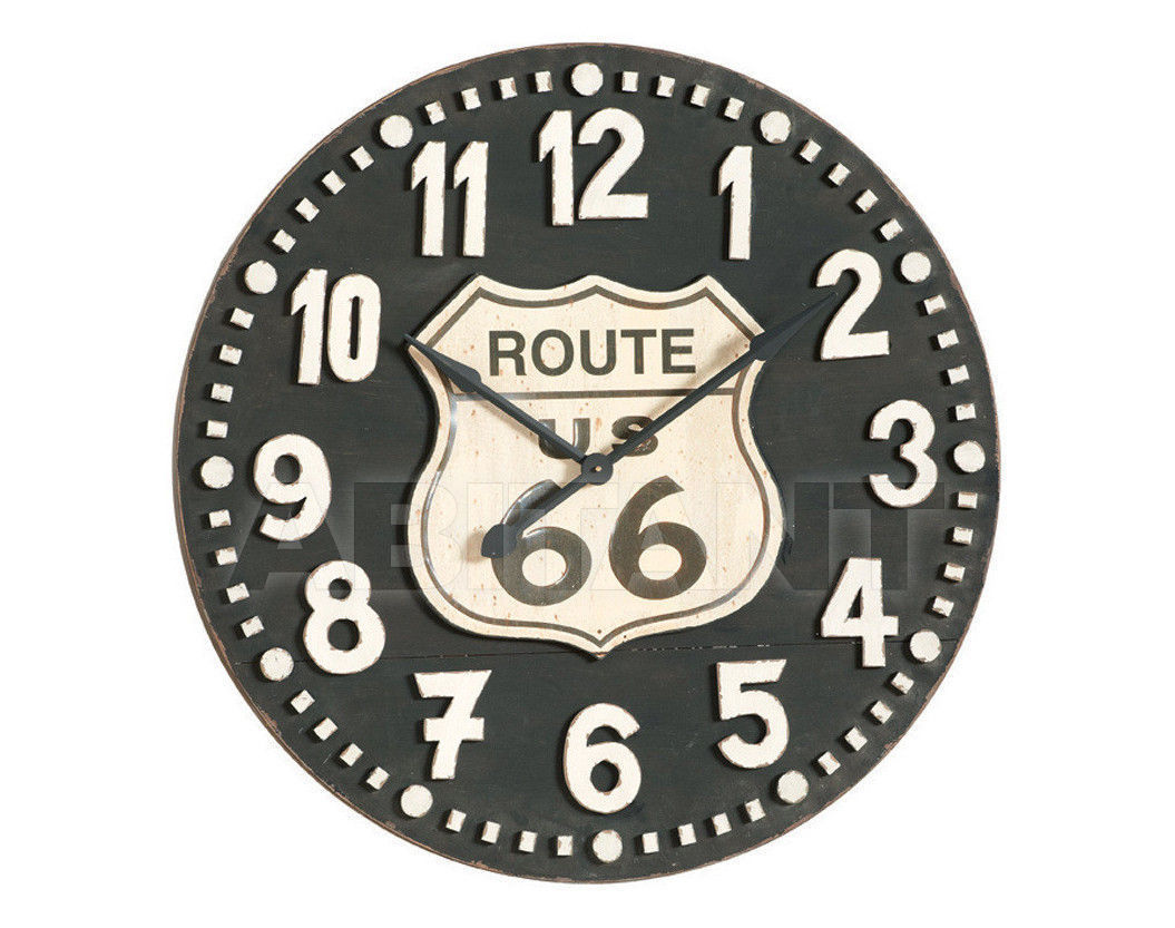 Купить Часы настенные Dialma Brown Accessori DB002448