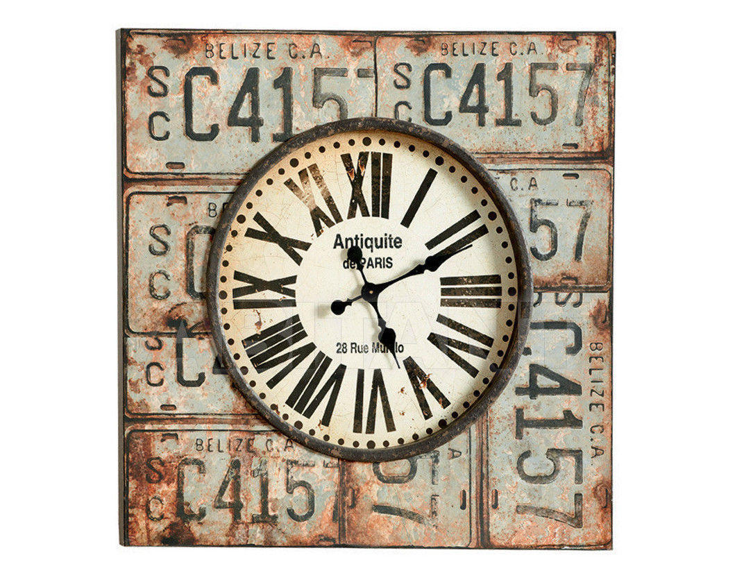 Купить Часы настенные Dialma Brown Accessori DB002450