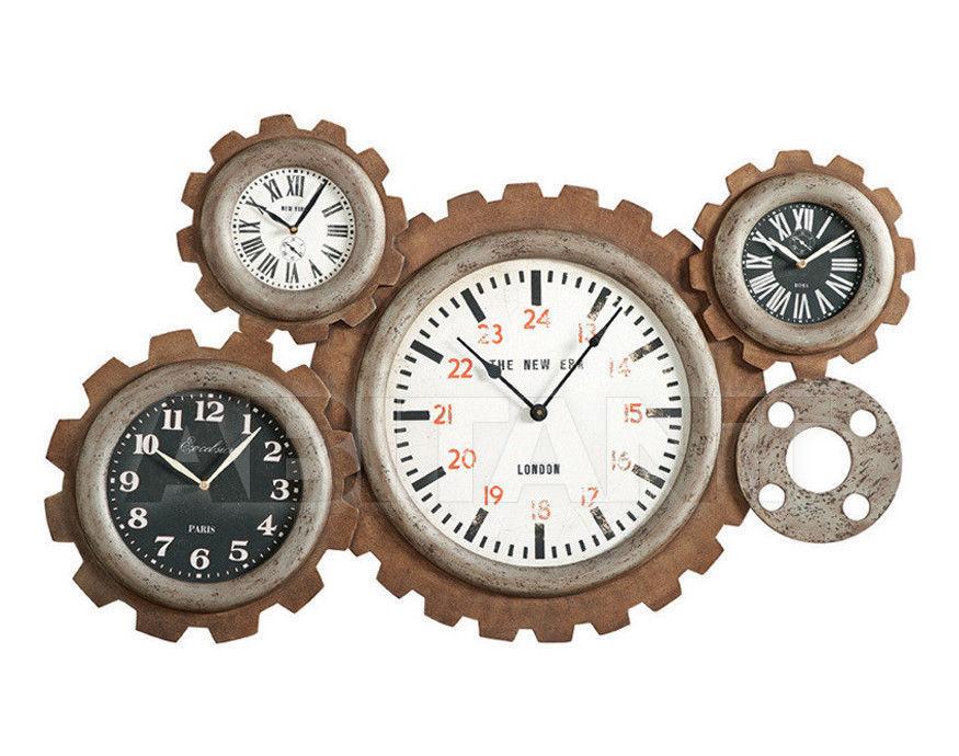 Купить Часы настенные Dialma Brown Accessori DB002441