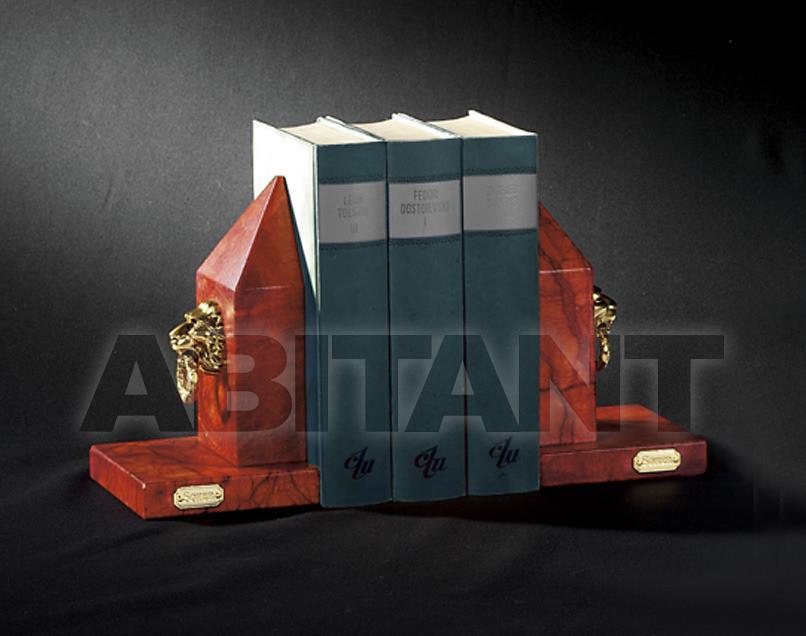Купить Держатель для книг Soher  Alabastros 6092 BR-OF