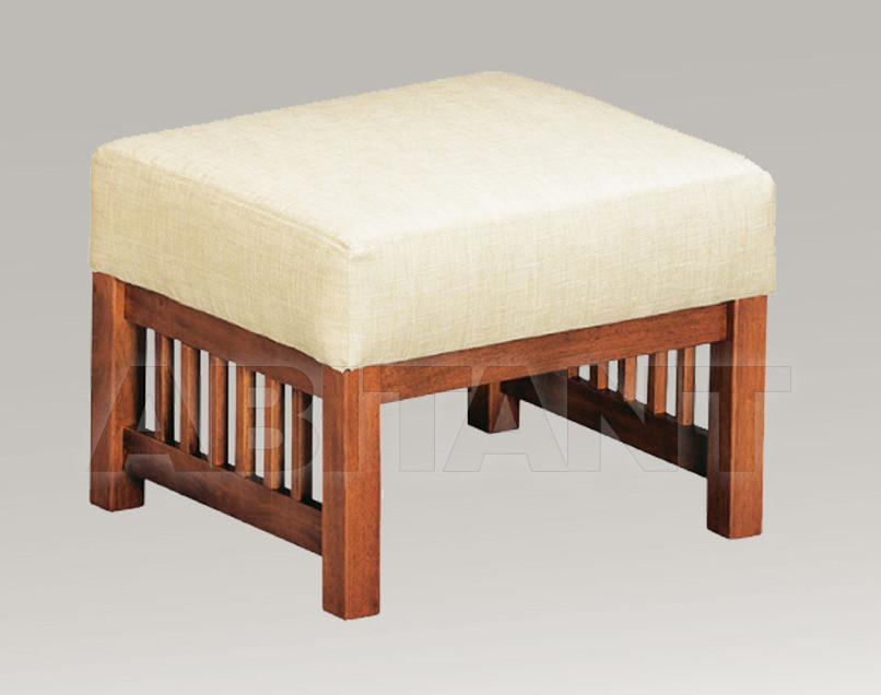 Купить Пуф Trading Sofas s.r.l. by G.M. Italia Divani Rustici Copenaghen Pouf 175