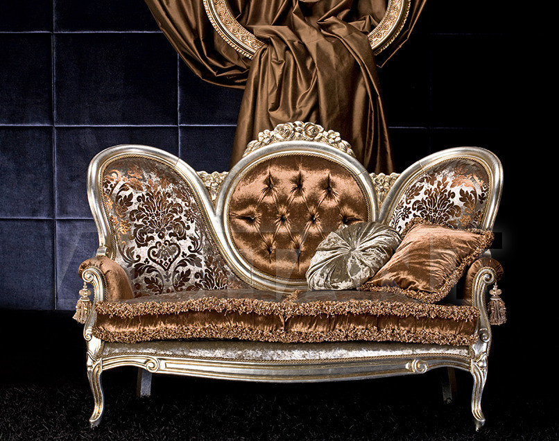 Купить Канапе Exedra furniture srl Luxury Collection Carlotta