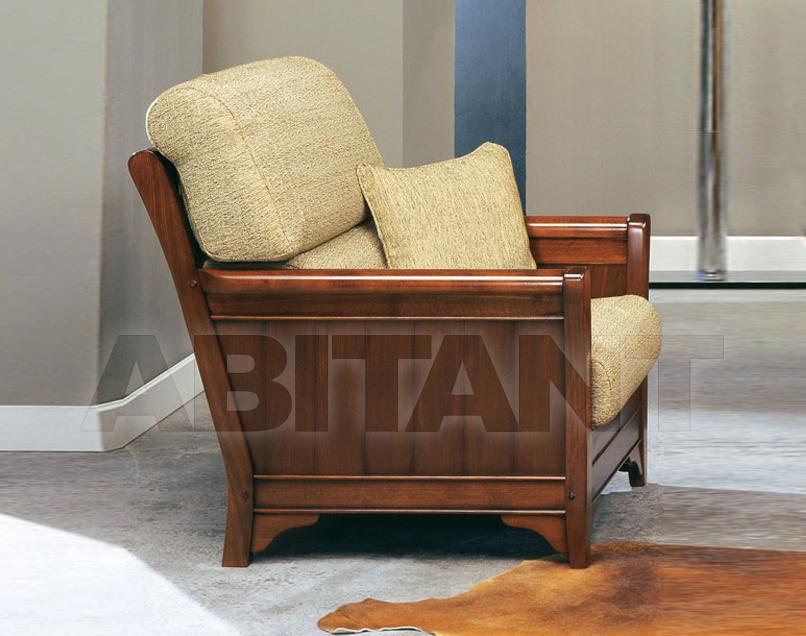 Купить Кресло Trading Sofas s.r.l. by G.M. Italia Divani Rustici Sestriere 941