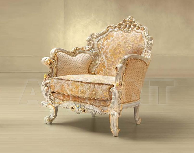 Купить Кресло Morello Gianpaolo Red 613/RK POLTRONA
