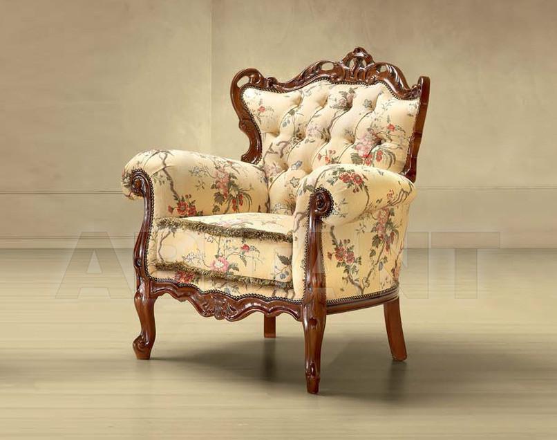Купить Кресло Morello Gianpaolo Red 543/RK POLTRONA