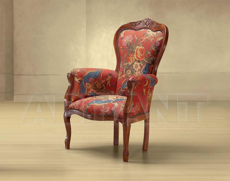 Купить Кресло Morello Gianpaolo Red 43/RK