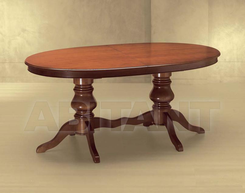 Купить Стол обеденный Morello Gianpaolo Red 304/K