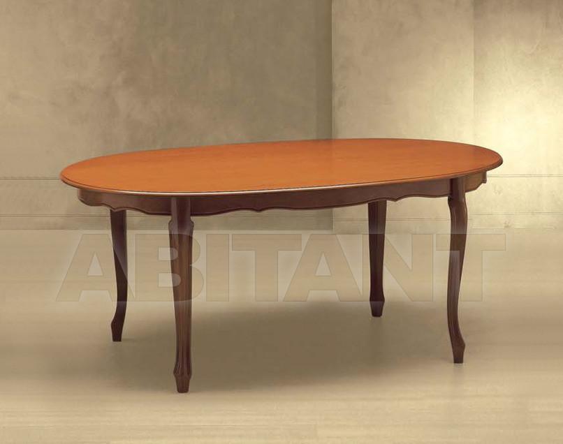 Купить Стол обеденный Morello Gianpaolo Red 74/K