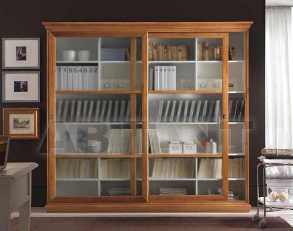 Купить Библиотека BL Mobili La Maison Composizione 12