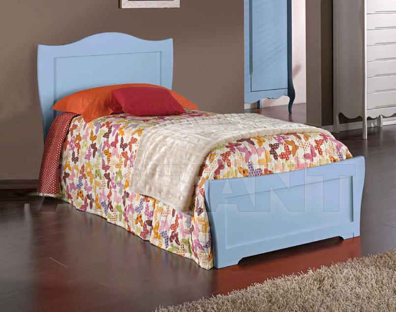 Купить Кровать детская BL Mobili I Colori Dei Sogni 1206 2